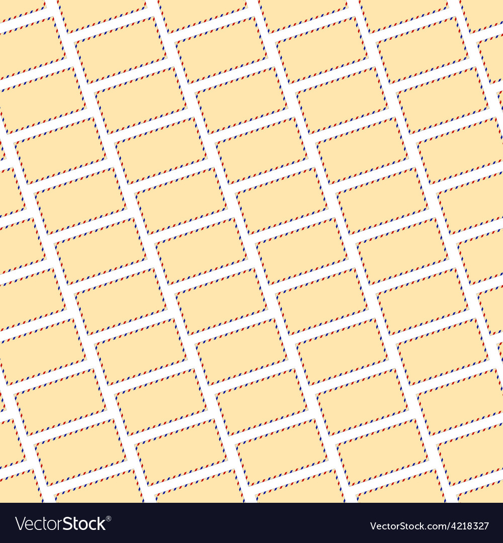 Envelope pattern vector | Price: 1 Credit (USD $1)
