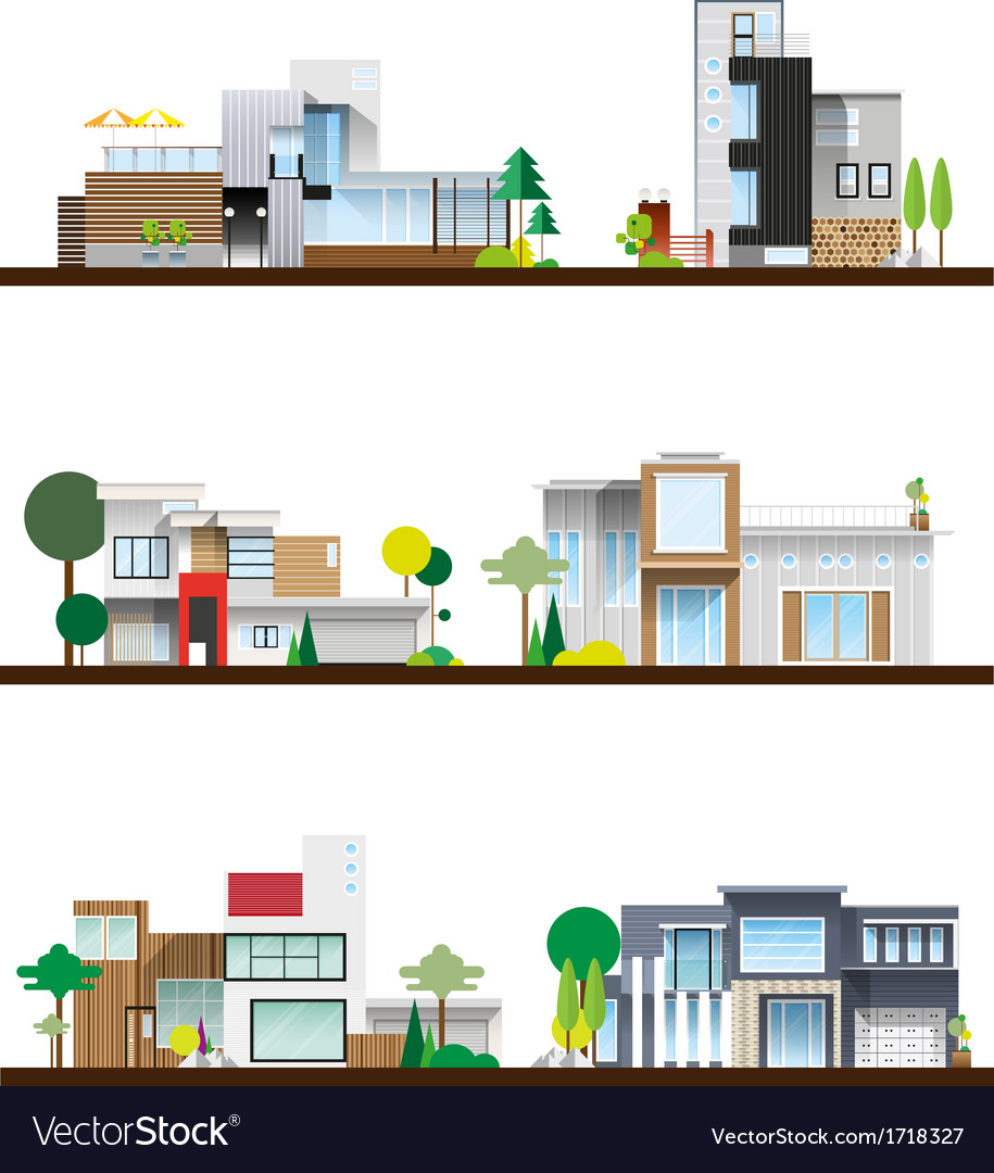 Useful modern home vector | Price: 1 Credit (USD $1)