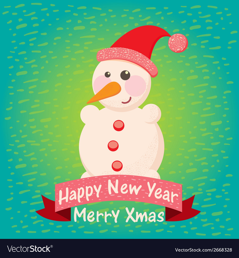 Christmas background and greeting card vector   Price: 1 Credit (USD $1)
