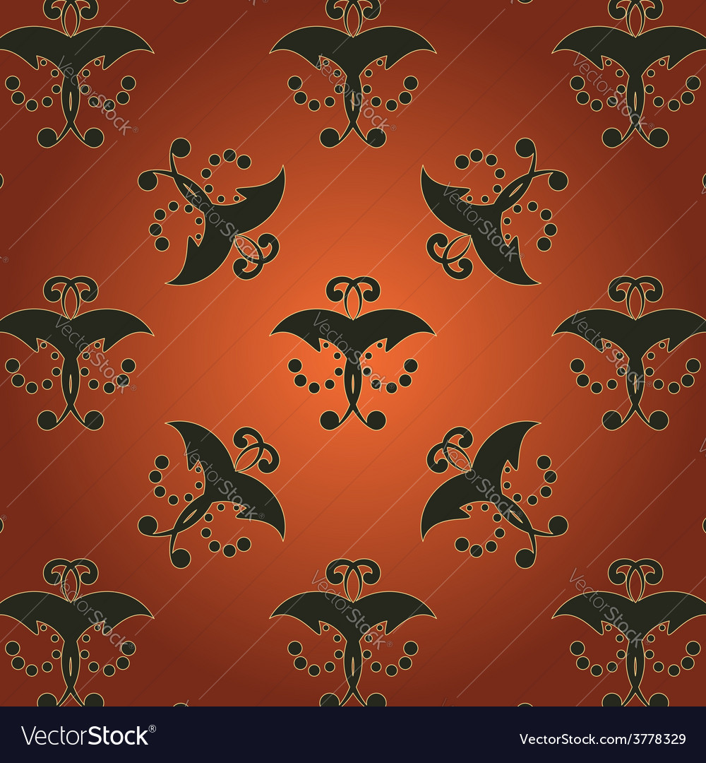 Seamless pattern 2 vector | Price: 1 Credit (USD $1)