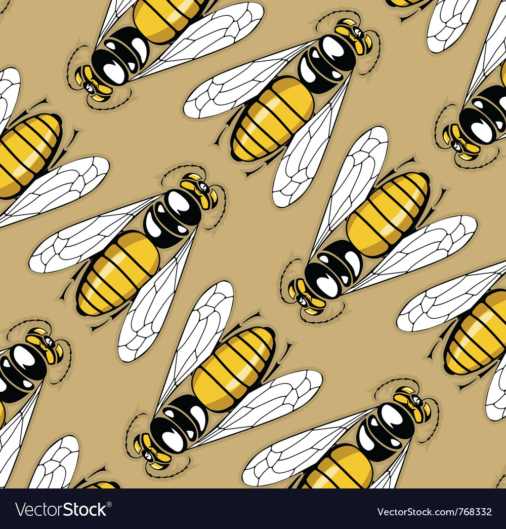 Cartoon sting pattern background in vector | Price: 3 Credit (USD $3)