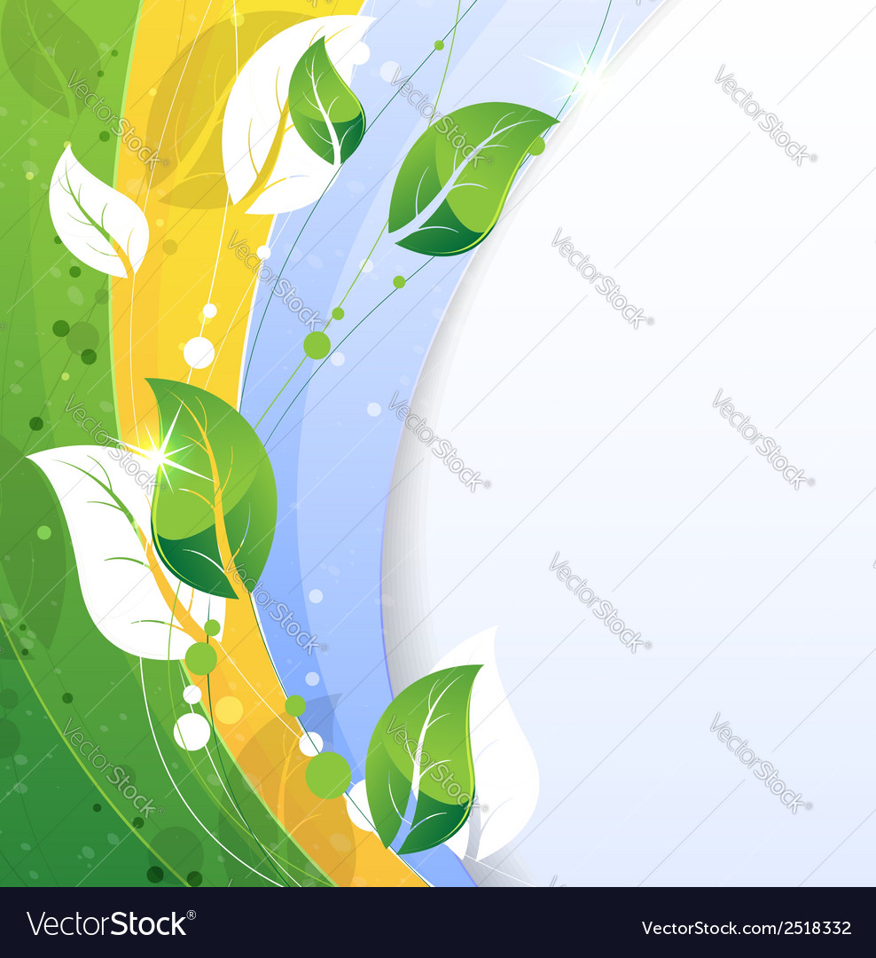 Conceptual nature background vector | Price: 1 Credit (USD $1)
