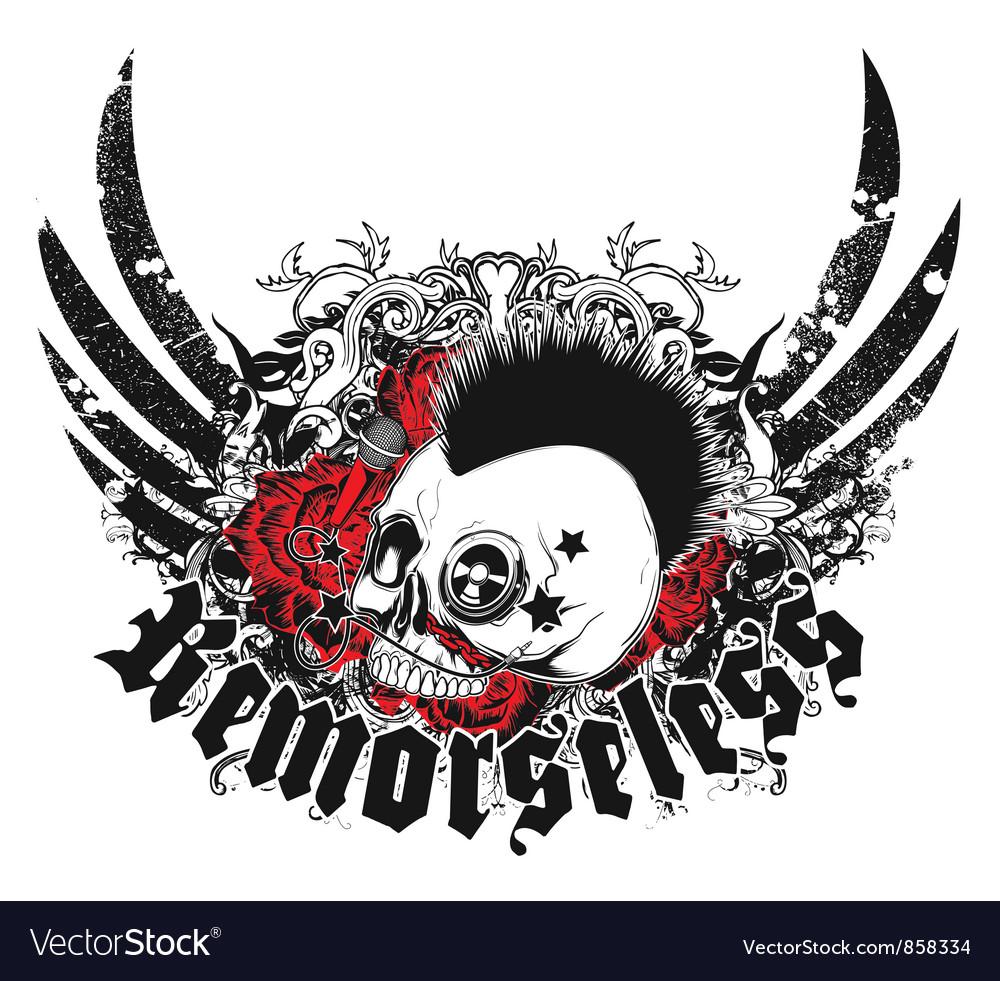 Music t-shirt design vector | Price: 1 Credit (USD $1)