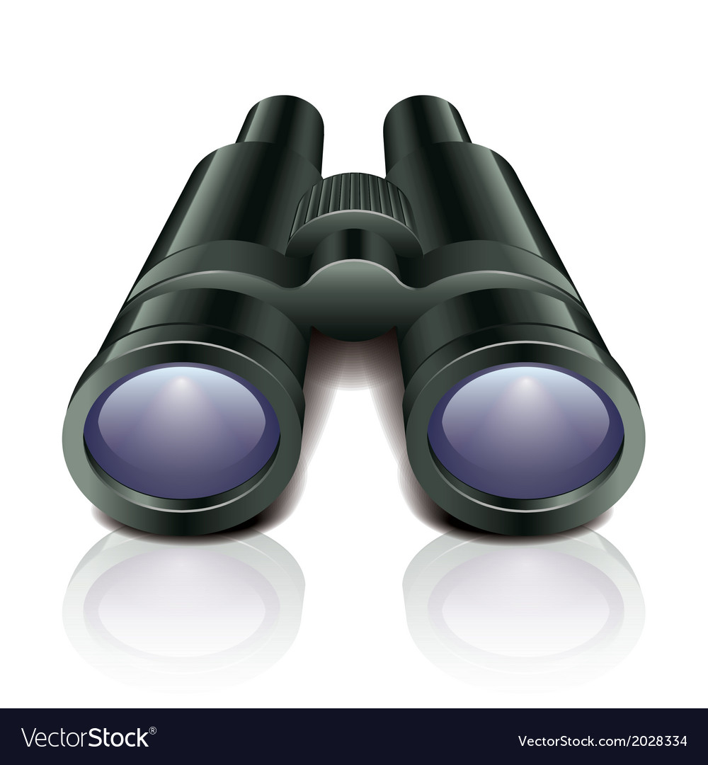 Object binocular vector | Price: 1 Credit (USD $1)