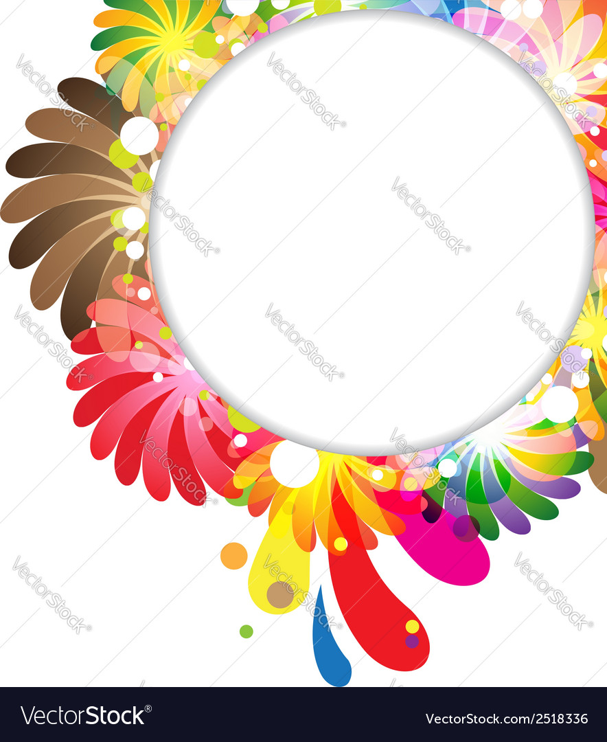 Exotic flowers composition vector | Price: 1 Credit (USD $1)