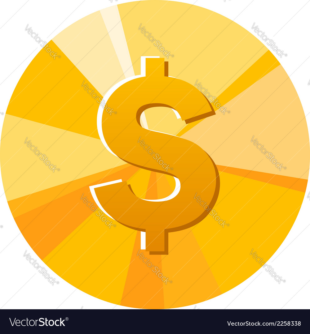 Coins vector | Price: 1 Credit (USD $1)