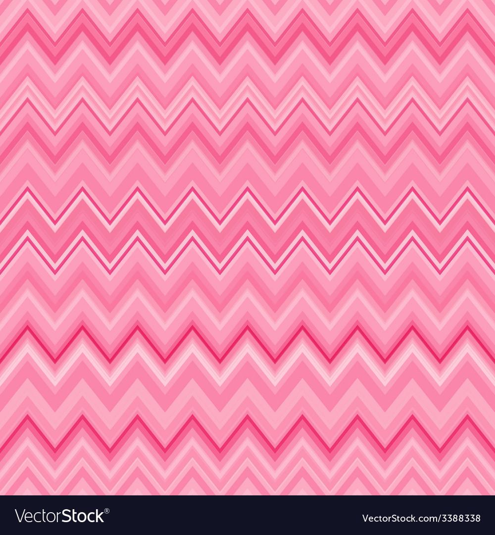 Cute zig zag stripe seamless pattern vector | Price: 1 Credit (USD $1)