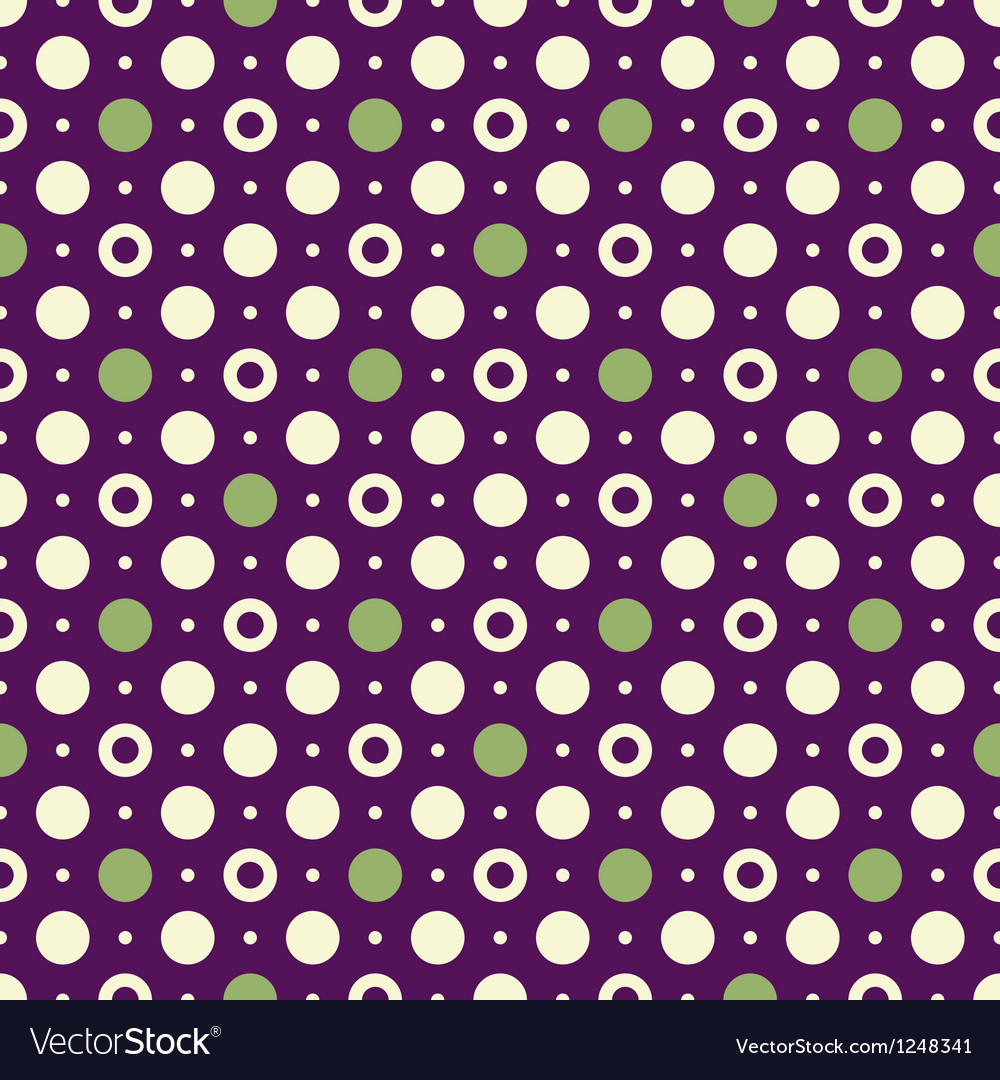 Violet vintage pattern vector | Price: 1 Credit (USD $1)
