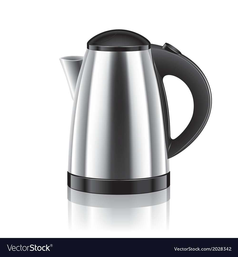 Object kettle vector | Price: 1 Credit (USD $1)