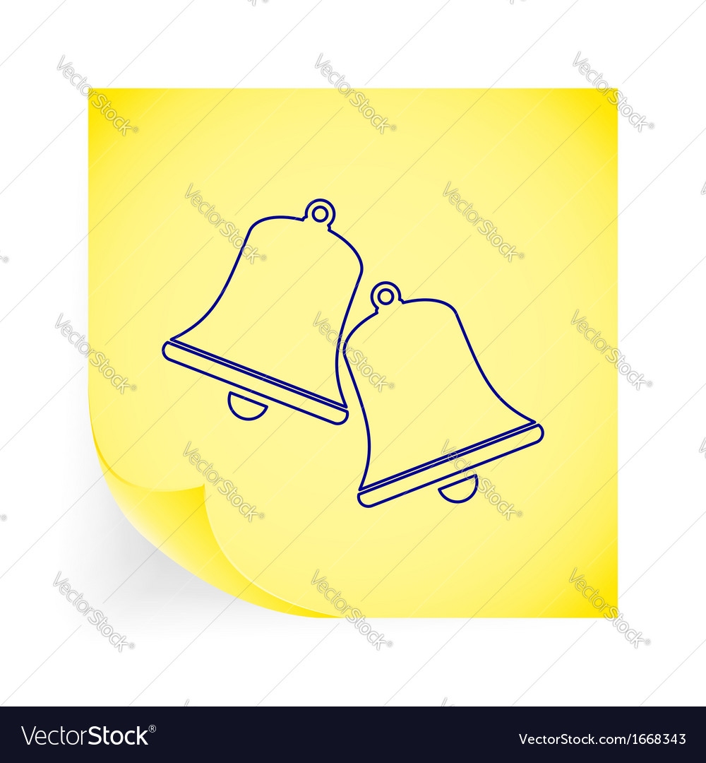 Christmas bell vector | Price: 1 Credit (USD $1)