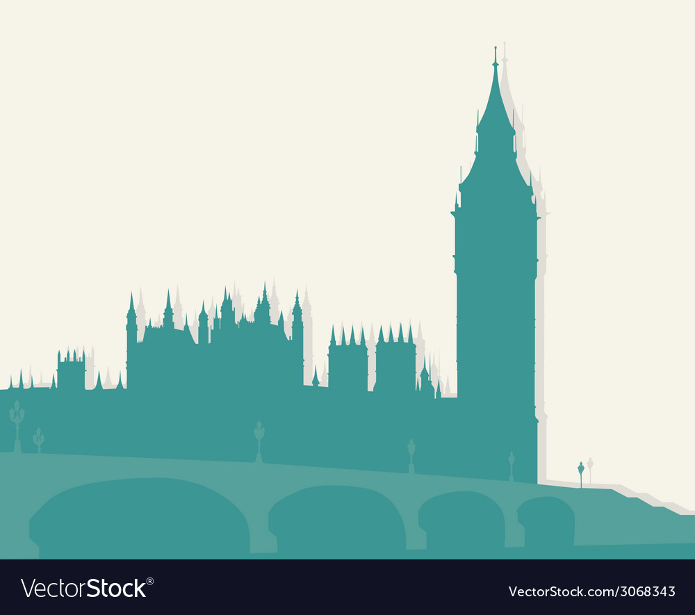 Image of london vector | Price: 1 Credit (USD $1)