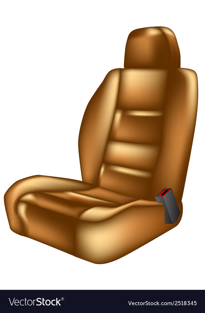 Car seat vector | Price: 3 Credit (USD $3)