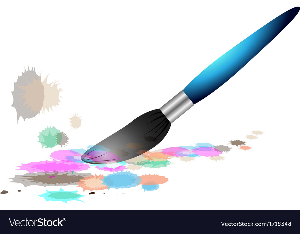 Colourful pen vector | Price: 1 Credit (USD $1)