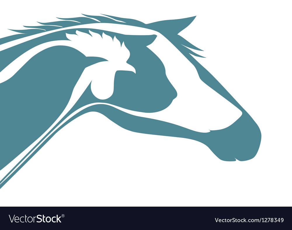Veterinary logo vector | Price: 1 Credit (USD $1)