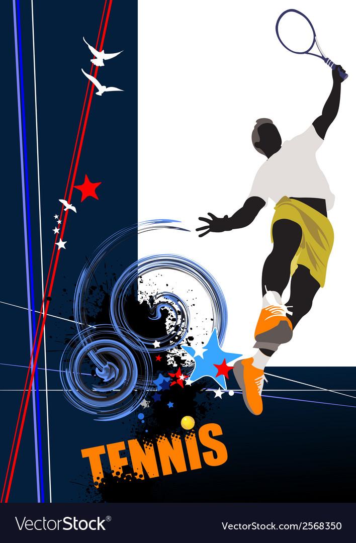 Poster tenn 002 vector | Price: 1 Credit (USD $1)