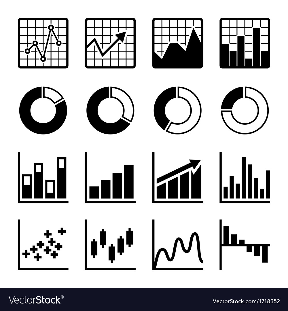 Business infographic icons vector | Price: 1 Credit (USD $1)