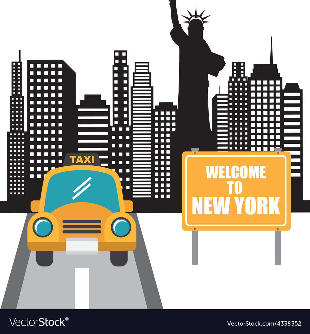 City traffic vector | Price: 1 Credit (USD $1)