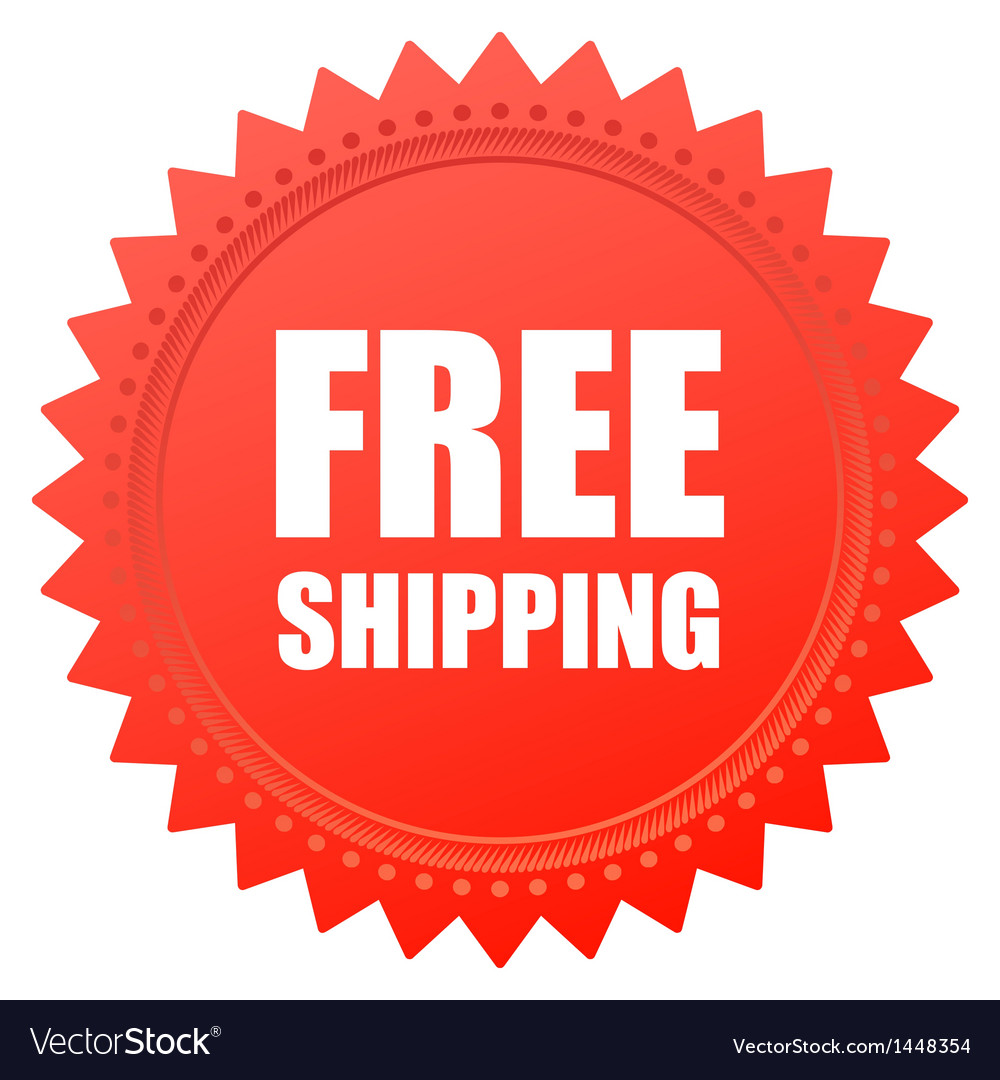 Free shipping vector | Price: 1 Credit (USD $1)