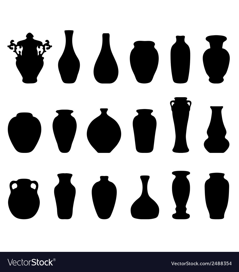 Pottery 2 vector | Price: 1 Credit (USD $1)