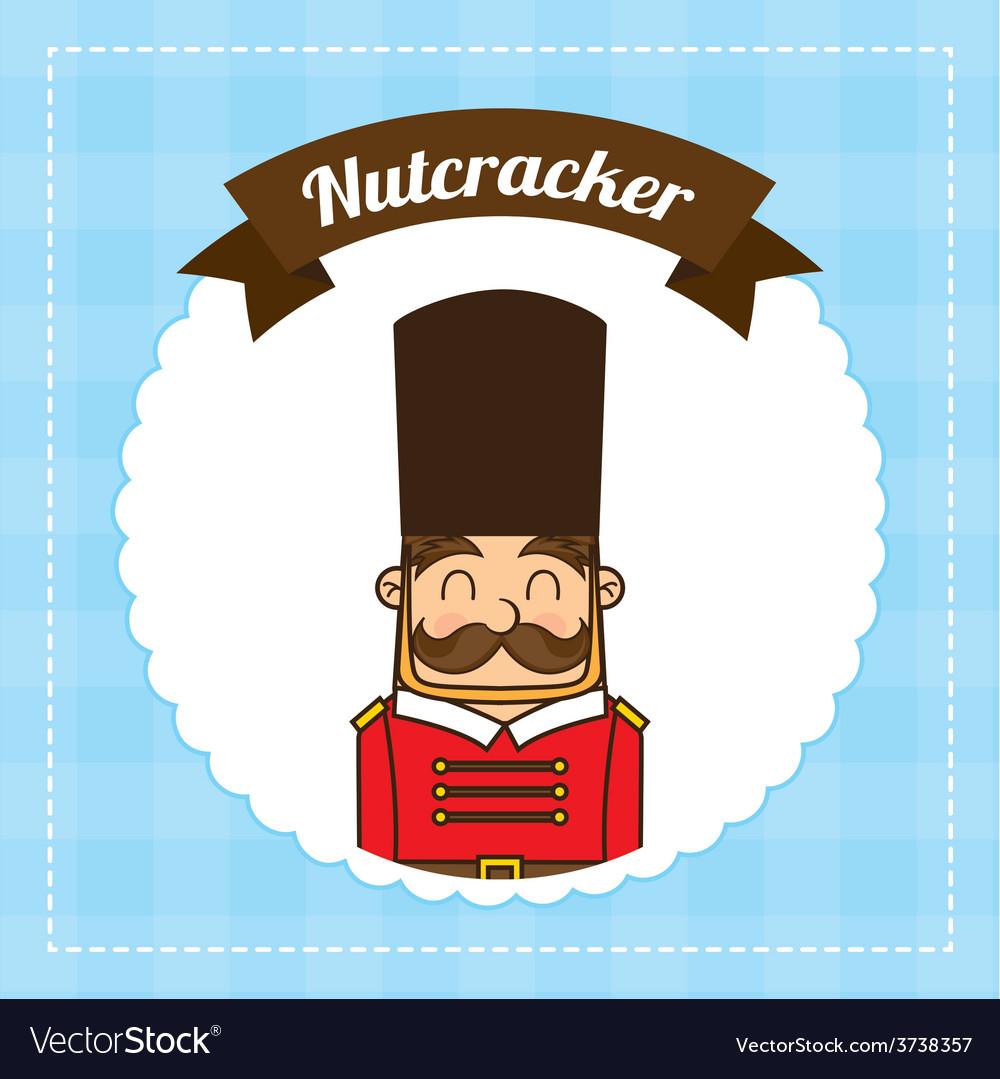 Nutscracker toy vector | Price: 1 Credit (USD $1)