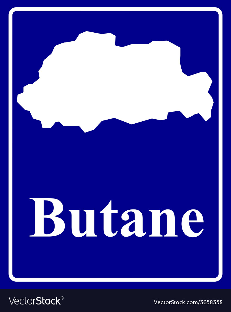 Butane vector | Price: 1 Credit (USD $1)