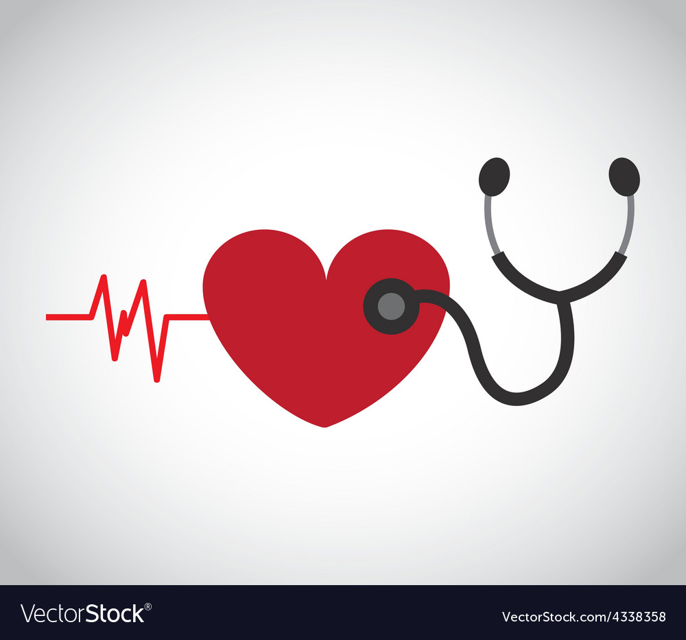Cardiology concept vector | Price: 1 Credit (USD $1)