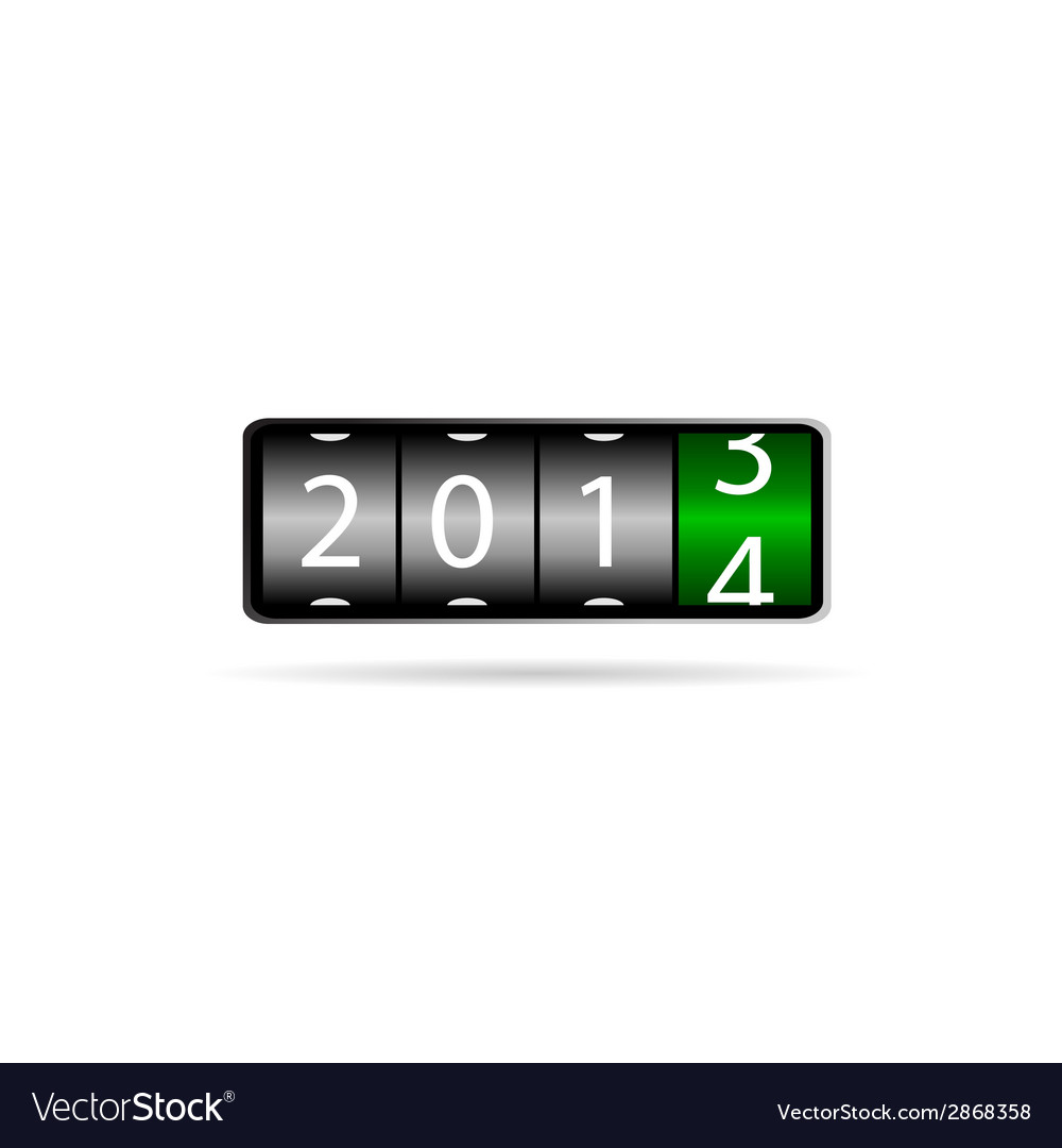 Dial 2014 vector | Price: 1 Credit (USD $1)