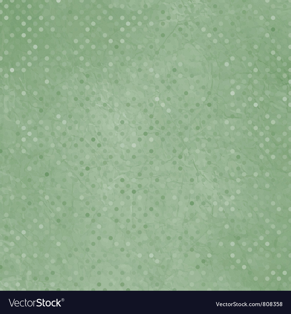 Vintage polka dot texture vector | Price: 1 Credit (USD $1)