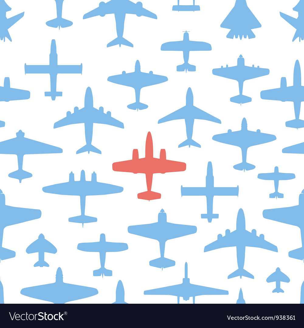 Airplanes vector | Price: 1 Credit (USD $1)