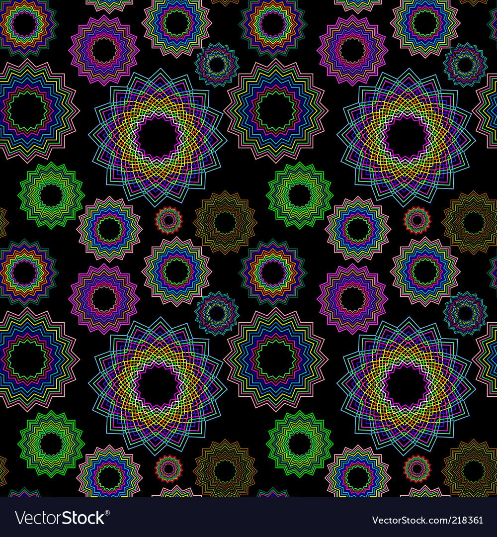 Seamless geometrics vector | Price: 1 Credit (USD $1)
