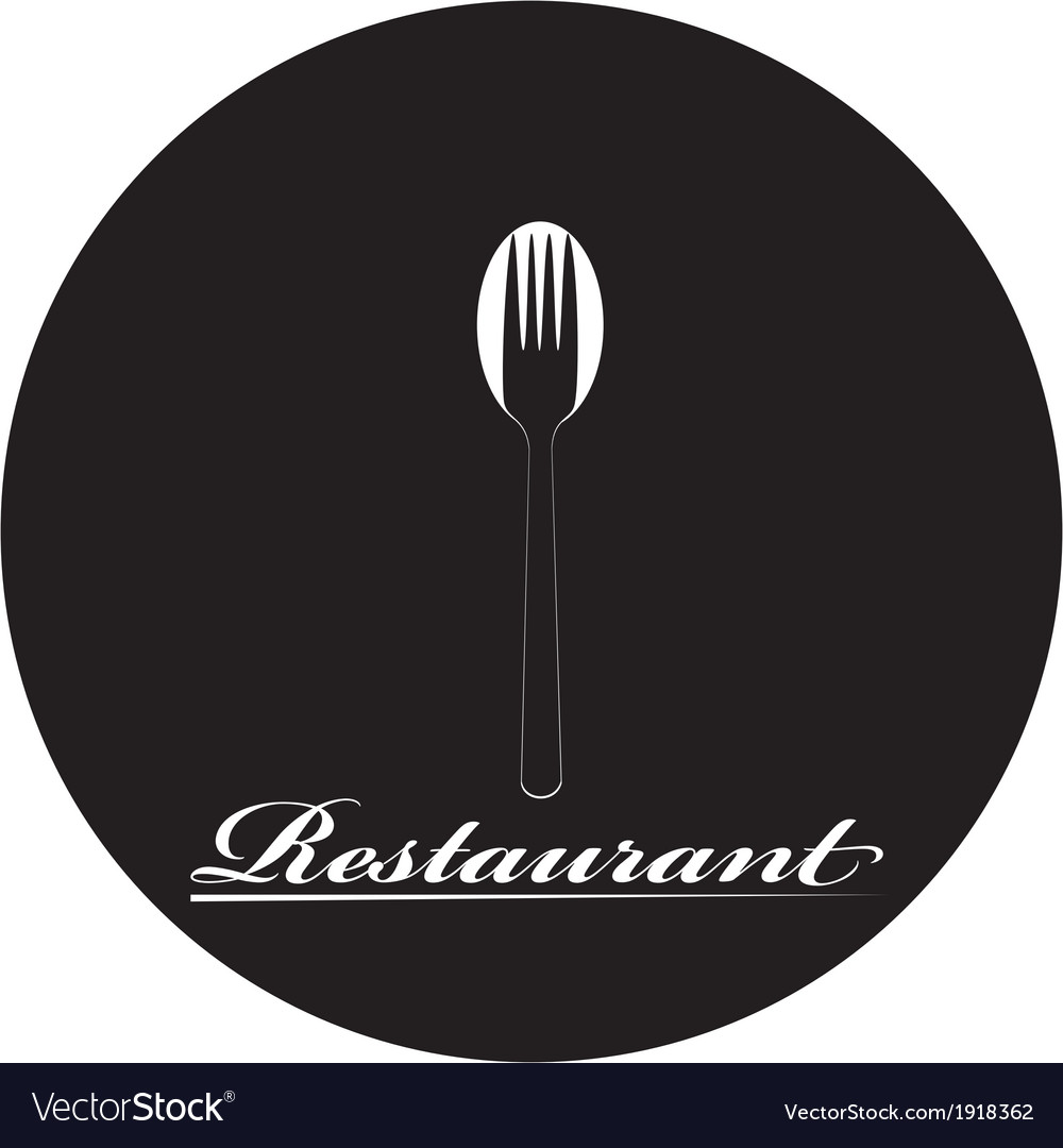 Restaurant menu retro poster vector | Price: 1 Credit (USD $1)