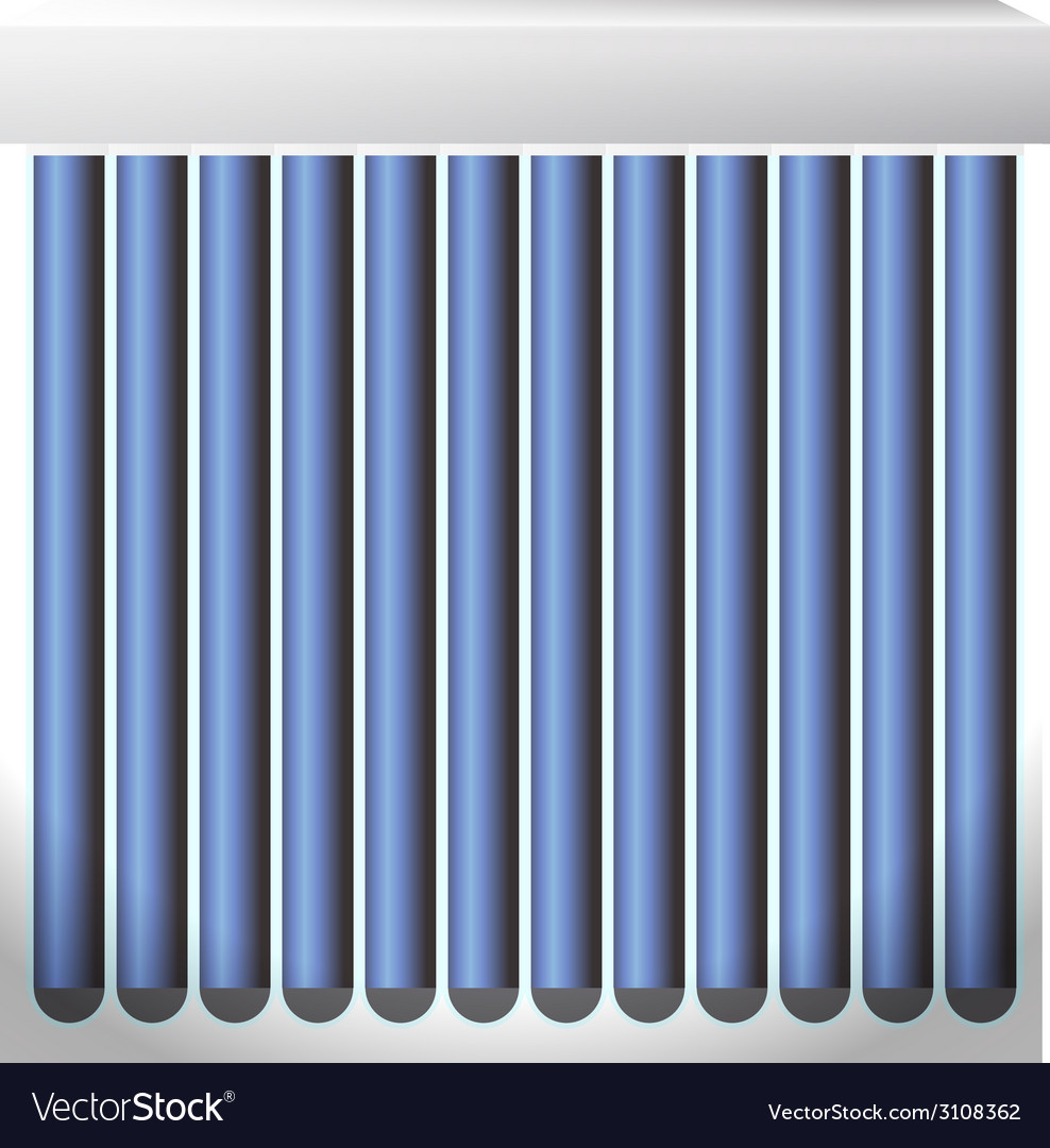 Solar heater 03 vector | Price: 1 Credit (USD $1)