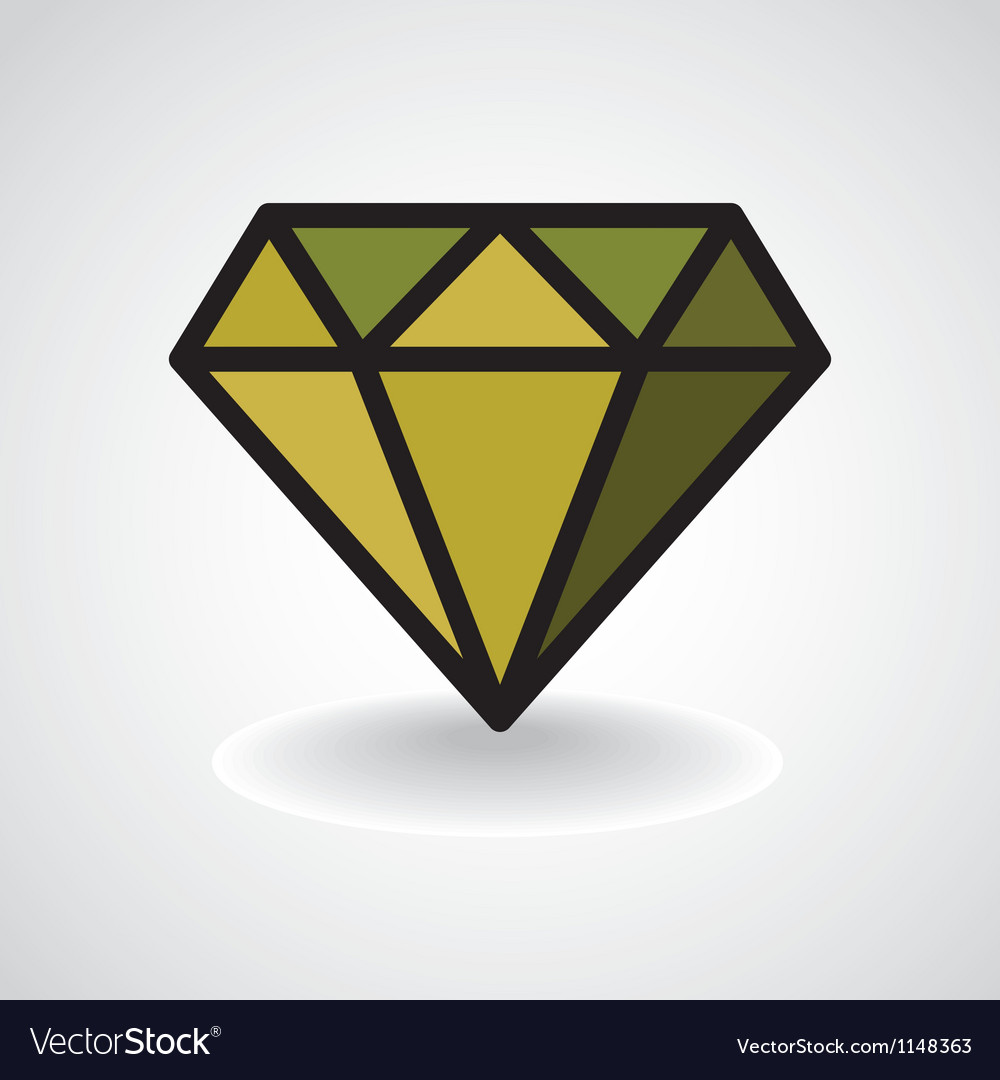 Diamonds vector | Price: 1 Credit (USD $1)