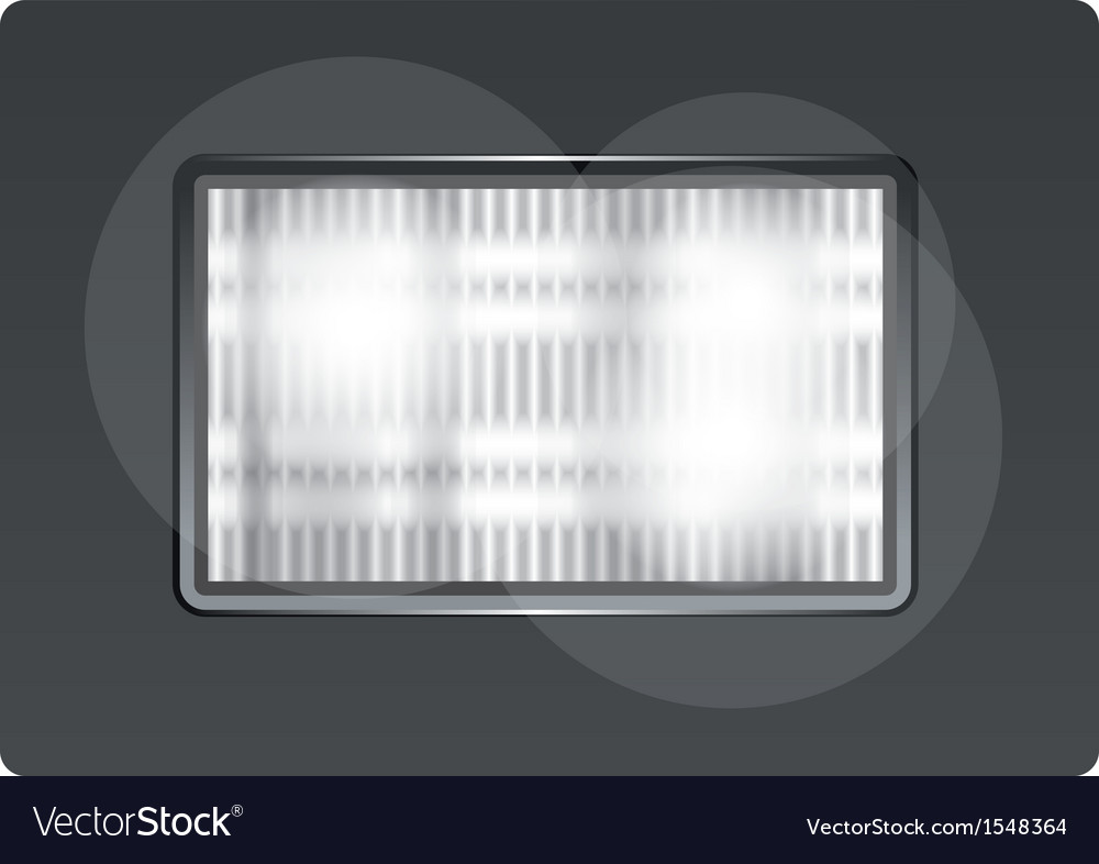 Flashlight vector | Price: 1 Credit (USD $1)