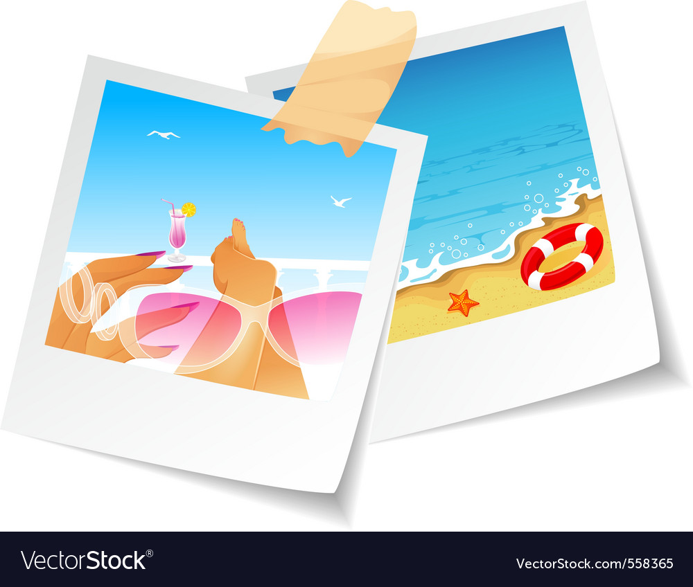 Photo summertime vector | Price: 3 Credit (USD $3)