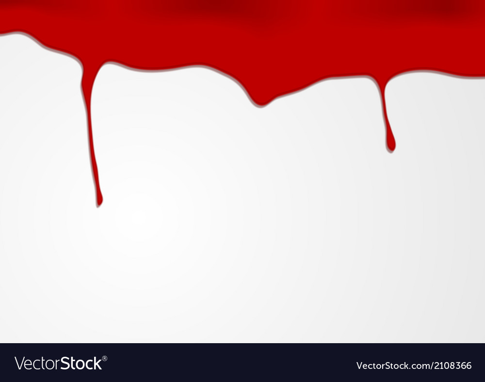 Abstract red blood design vector | Price: 1 Credit (USD $1)