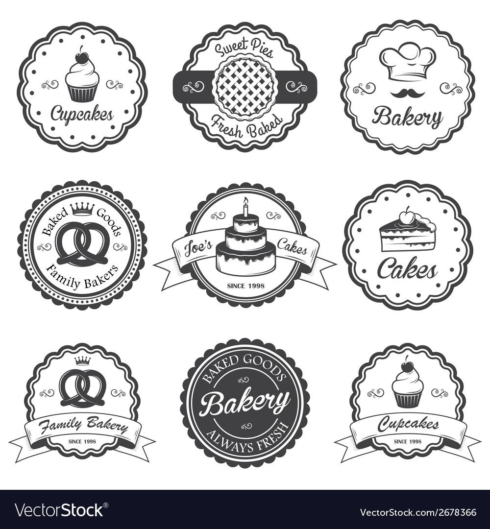 Bakery 2 vector | Price: 1 Credit (USD $1)