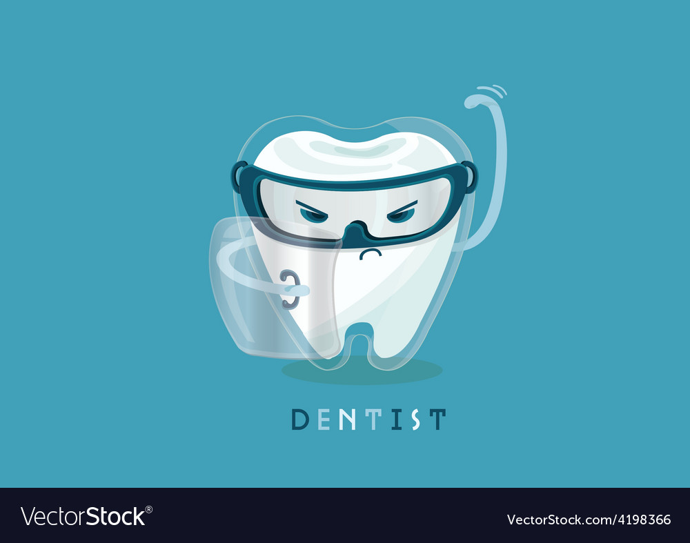 Protect of tooth vector | Price: 3 Credit (USD $3)
