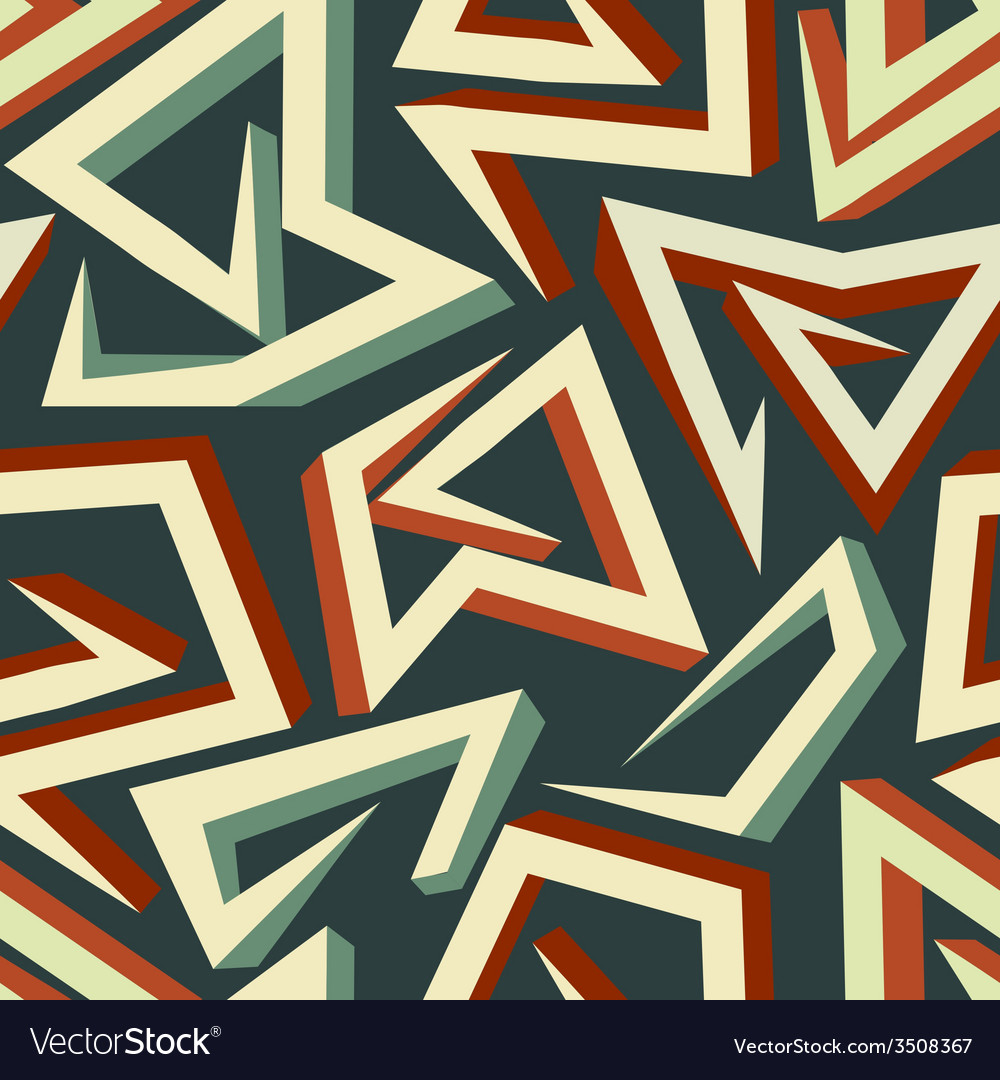 Arrows pattern vector | Price: 1 Credit (USD $1)