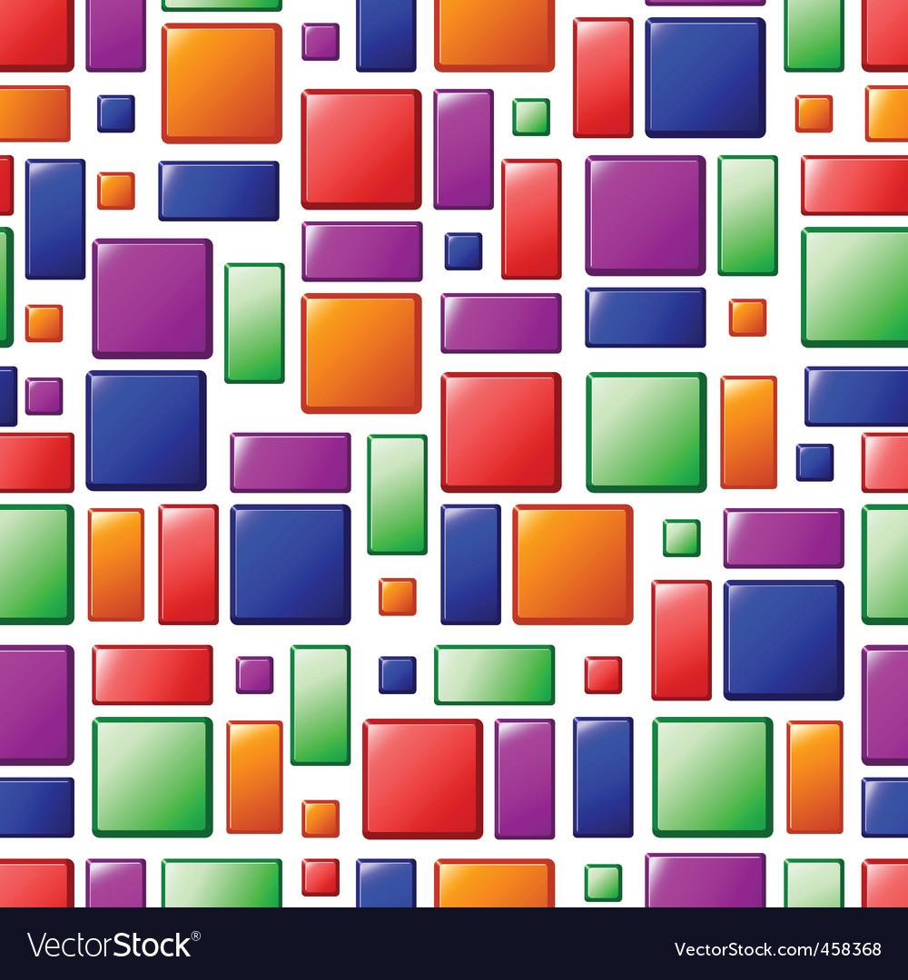 Funky tile design vector | Price: 1 Credit (USD $1)