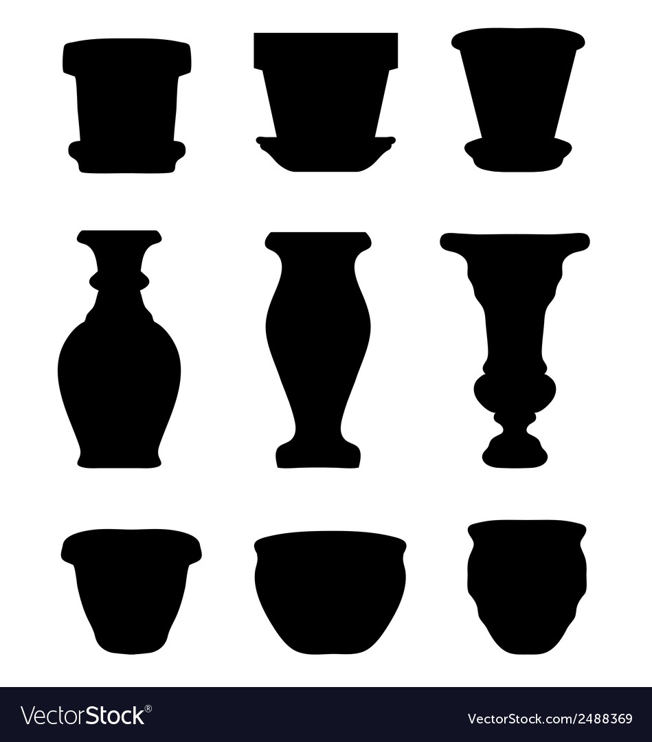 Pottery 3 vector | Price: 1 Credit (USD $1)