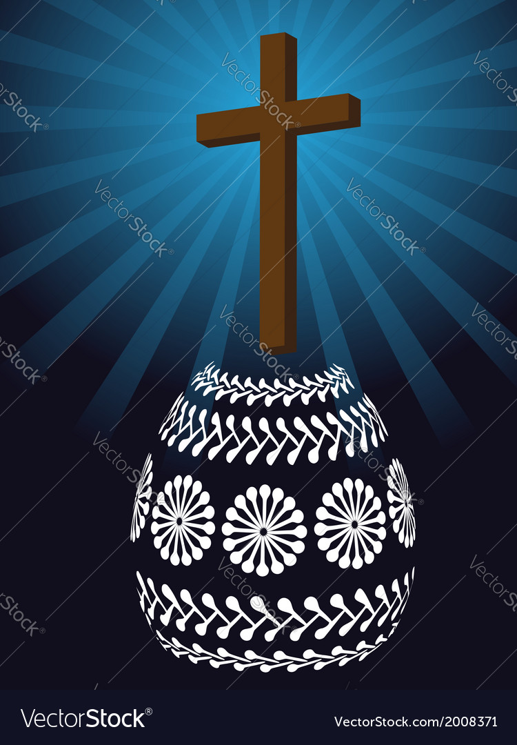 Christian easter vector | Price: 1 Credit (USD $1)