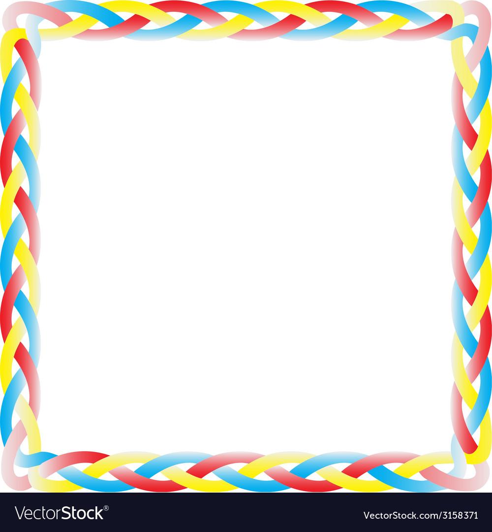 Color box braid vector   Price: 1 Credit (USD $1)
