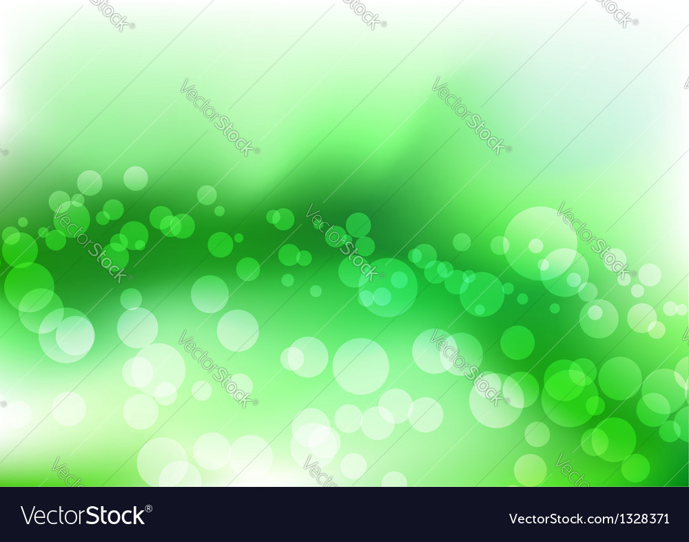 Green water liquid vector | Price: 1 Credit (USD $1)