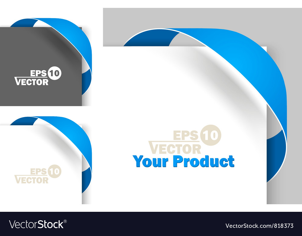 Creative labels vector | Price: 1 Credit (USD $1)