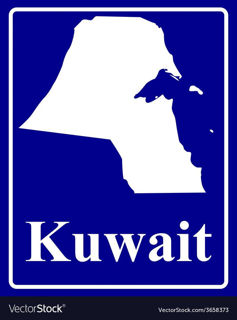 Kuwait vector   Price: 1 Credit (USD $1)