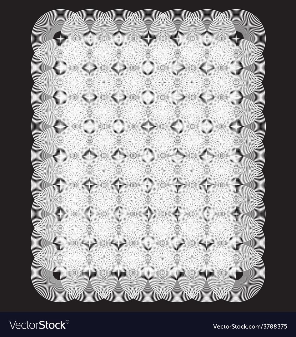 Circular optical wallpaper vector | Price: 1 Credit (USD $1)