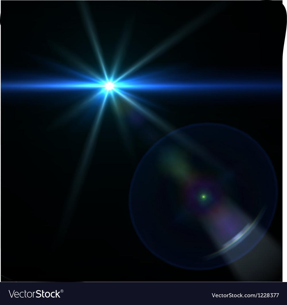 Flare vector | Price: 1 Credit (USD $1)