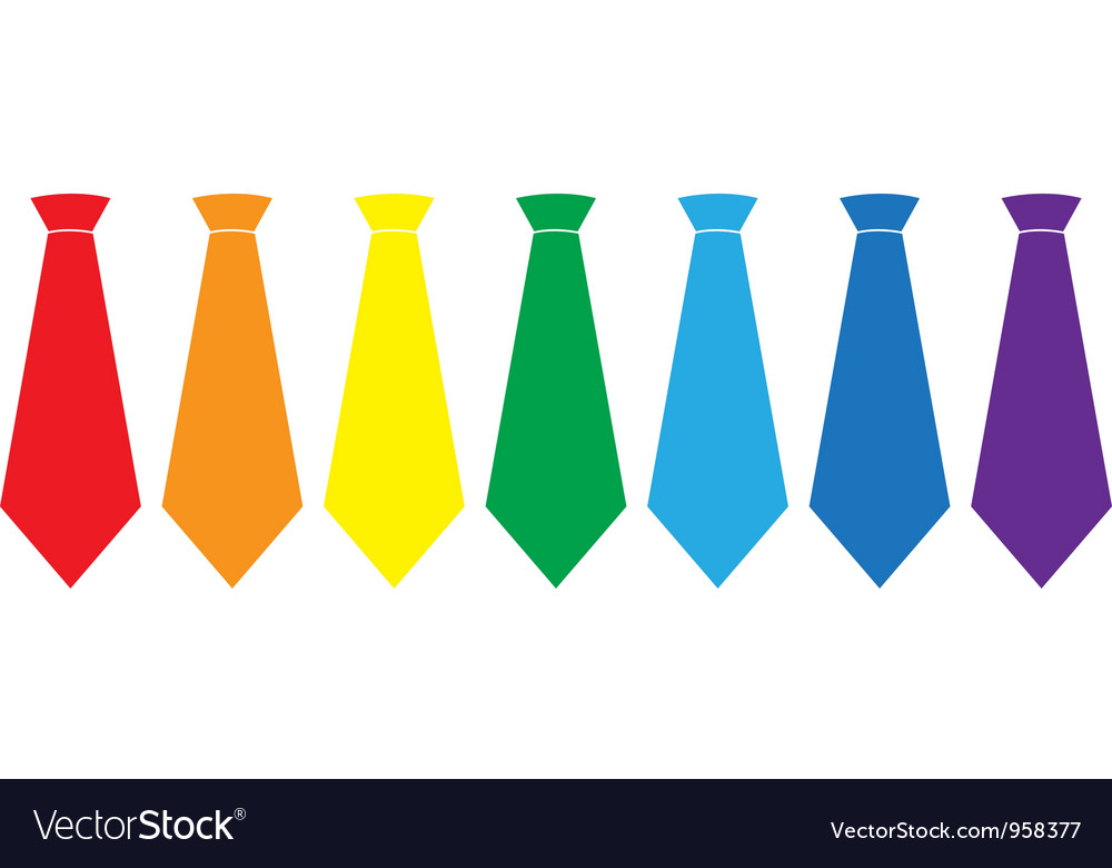 Tie set vector | Price: 1 Credit (USD $1)