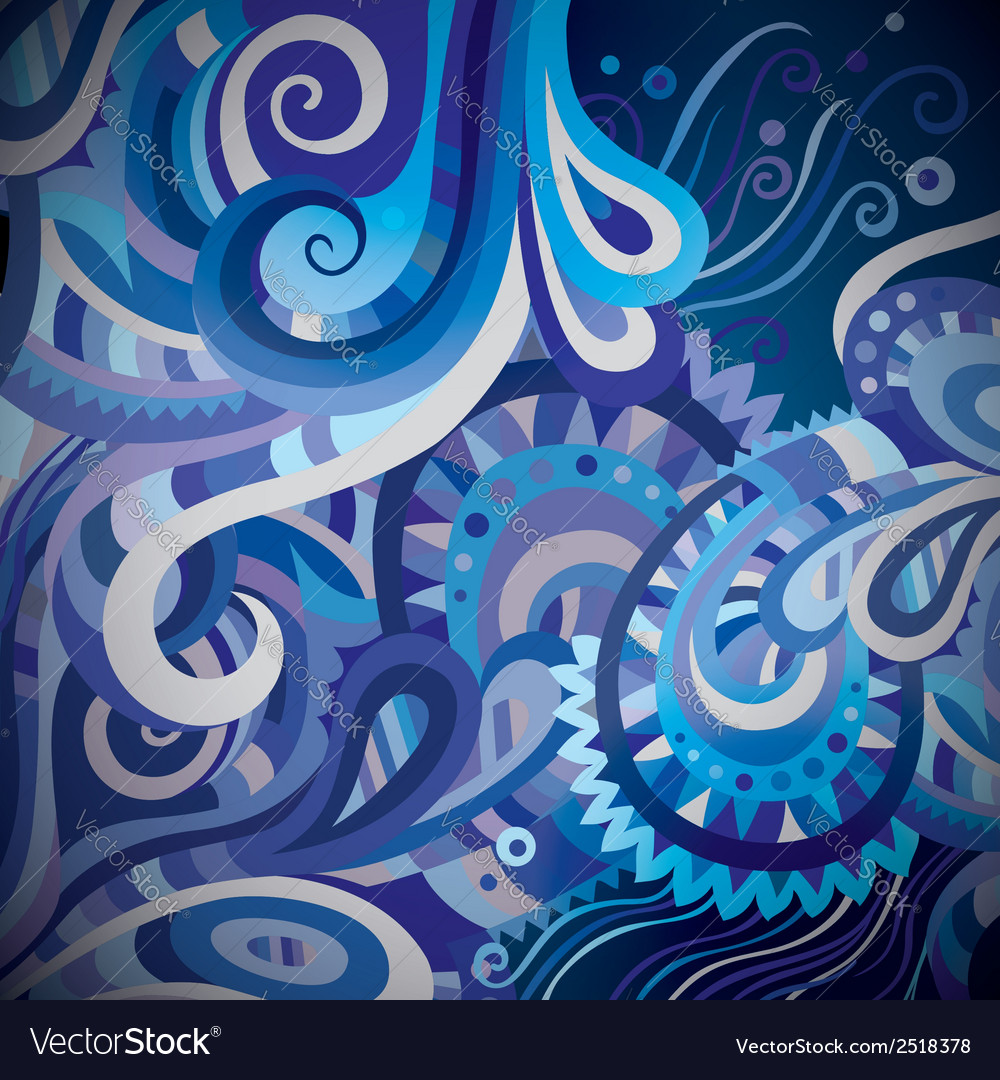 Abstract decorative background vector   Price: 1 Credit (USD $1)